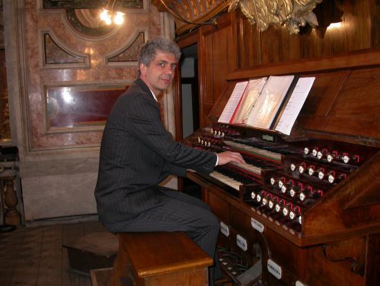 1. Organo Morettini - S.Giovanni in Laterano - RM